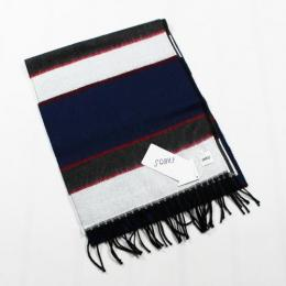 "FABOS""Made In France Muffler"" Border Muffler"