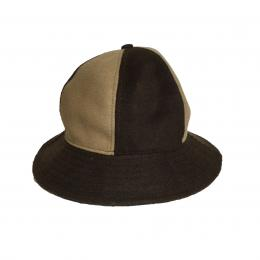 CAPAS WOOL Hat [Brown/BEIGE]50%OFF