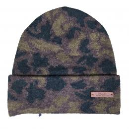POLO RALPH LAUREN Beanie CAMO BROWN[30%0FF]