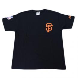 "Majestic マジェスティック MLB""San Francisco Giants"" S/S TEE"