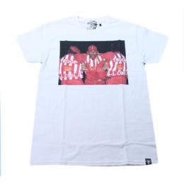 "The Rickford Institute ザ リックフォード インスティテュート ""Troopin' It TEE【White】"" S/S T-Shirt【White】"