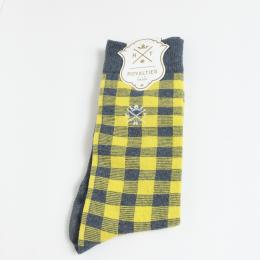 ROYALITIES/TARTAN (YELLOW)