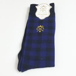 ROYALITIES/TARTAN (BLUE)