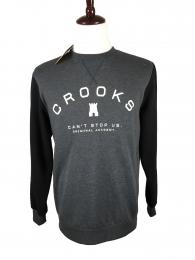 CROOCKS & CASTLES/Upperclass(Charcoal/Black)