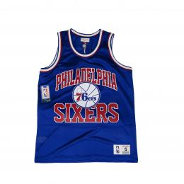 MICHEL&NESS ミッチェル&ネス BASCKET JERSEY 76SIXERS