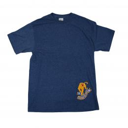 Acaplco Gold / Jaguar TEE(BLUE)