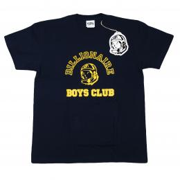 BILLIONAIRE BOYS CLUB/LOGO TEE 【Navy】