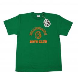 BILLIONAIRE BOYS CLUB/LOGO TEE (GREEN)