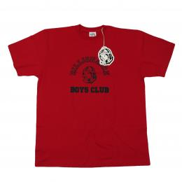 BILLIONAIRE BOYS CLUB/LOGO TEE (RED)