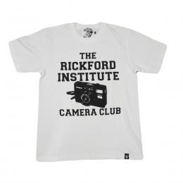 The Rickford Institute/Camera Club Tee(White)