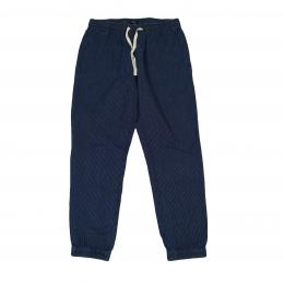 J Crew ジェイクル COTTON EASY PANTS [Navy/Strip]