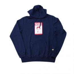 "MARK GONZALES""Gonz Face P/Oパーカー (2G7-1315)【Navy】"""