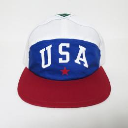 THE ROHE PROJECT / USA HAT (WHT/BLUE/RED/GREEN)