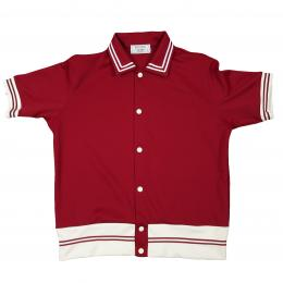 "Nisus Hotel ""Game Shirt"" 【RED】"