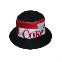 "Coca-Cola コカ・コーラ""CRAYZY HAT""【BLACK】"