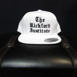 The Rickford Institute/Snap Back Cap[White]