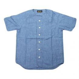 "MVP×MANASTASH ""BB SHIRT""【CHAMBRAY】"