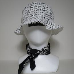 IMPORT EXPORT / WORLD UNDER NET HAT [WHITE]