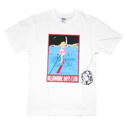 BILLIONAIRE BOYS/Girl TEE (White)