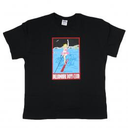BILLIONAIRE BOYS CLUB Girl TEE (BLACK)