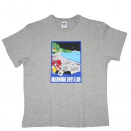 "BILLIONAIRE BOYS CLUB SPACE BEACH S/S TEE ""  【GREY】"