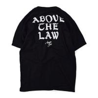 "ACAPULCO GOLD ""ABOVE THE LAW TEE"" 【BLACK】"