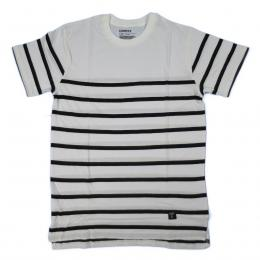 Akomplice/Lined Tee [White]