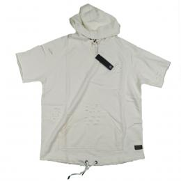 10DEEP MOTHRA S/S HOOD[WHITE]