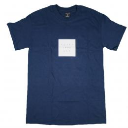 10DEEP PARAGON TEE[NAVY]