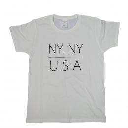 GOTHAM NYC/CITY TEE NYNY[WHITE]