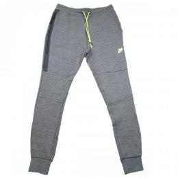 NIKE_TECK PANTS 【Grey_Yellow】