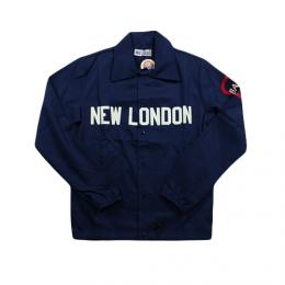 "EBBETS FIELD FLANNELS エベッツフィールドフランネル""COTTON WINDBREKER""LONDON""【NAVY】"