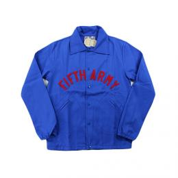 "EBBETS FIELD FLANNELS エベッツフィールドフランネル""COTTON WINDBREKER""5TH ARMY"" 【BLUE】"