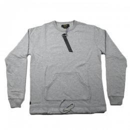 10DEEP MOTHRA CREW NECK 【GREY】