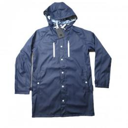 TWO ANGLE SHOTANG  COAT JACKET 【NAVY】