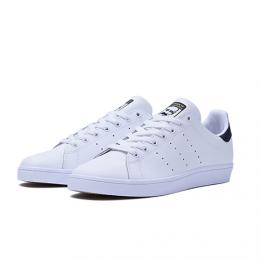 Adidas STAN SMITH VULC FTWWHT/FTWWH 【NAVY】