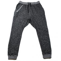 TWO ANGLE SHETAN Jogger Sweat Pants ジョガーパンツ スウェット【Grey】