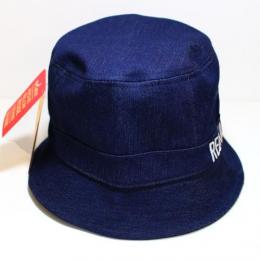 RED KAPMJ-CP15J-0131 Bucket Hat 【INDIGO】