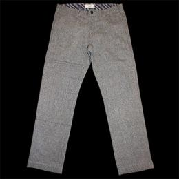 "Nisus Hotel ""Tweed Pant""【Grey/Navy】"