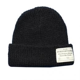 Well-Tailored ワッチキャップ Watch Cap 【BLACK】