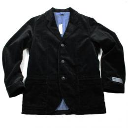 "MVP CORDUROY 3B JACKET ""BLACK"" SALE 40%off"
