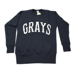 "Ebbets Field Flannels""エベッツフェールドフランネルズ""Crew Neck Sweat City Pack""【Homestead Grays】"