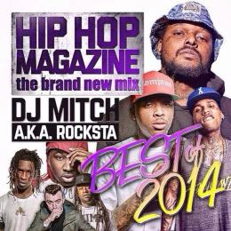 Hiphop Magazine 2014 Best/Dj Mitch