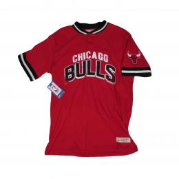 MICHEL&NESS ミッチェル&ネス CHICAGO BULLS (RED)