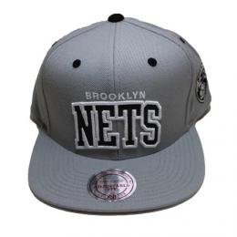 MITCHELL&NESS ミッチェル & ネス NETS SNAP BACK CAP